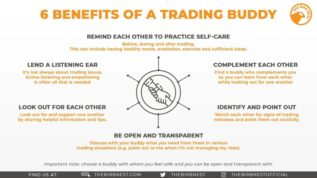 6 Benefits Of A Trading Buddy