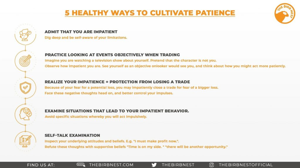 5 Healthy Ways To Cultivate Patience