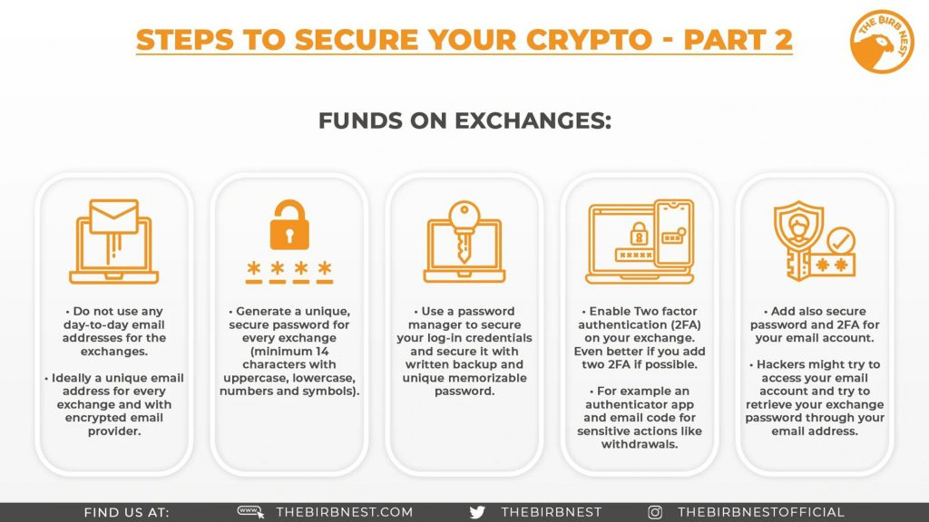 Securing Your Crypto - Part 2