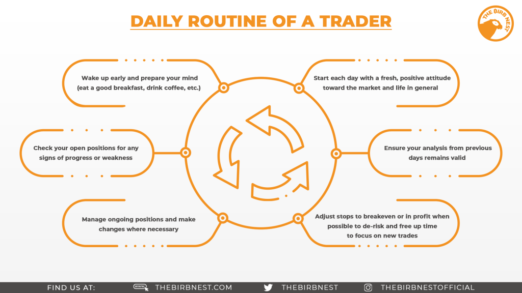 Daily Routine Of A Trader